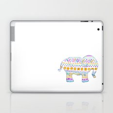 boho elephant Laptop & iPad Skin
