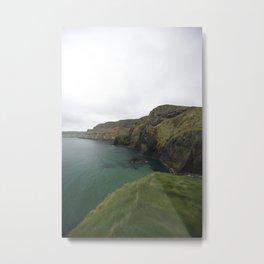 Ireland Coast Metal Print
