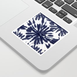 Indigo IV Sticker