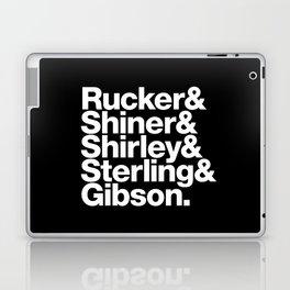 Cyberpunk Jetset Laptop & iPad Skin