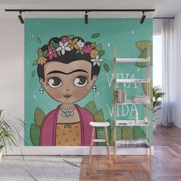 Frida Khalo - Viva la Vida Wall Mural