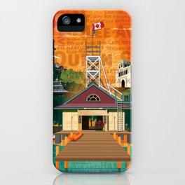 Once a Beacher (Tall) iPhone Case