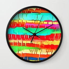 Paris Syndrome Wall Clock