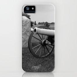 Gettysburg photography iPhone Case
