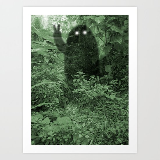 to see is to believe Art Print