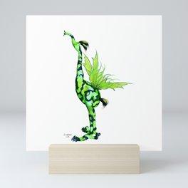 Fantasy Bird Gobi Mini Art Print