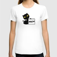 mew T-shirts featuring Mew by Tem's House
