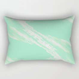 Greener on the Other Side Rectangular Pillow