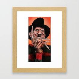 Boiler Room Framed Art Print