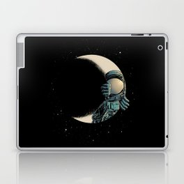 Crescent moon Laptop & iPad Skin