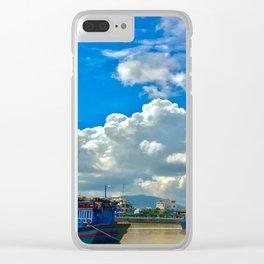 Cai River Vietnam Clear iPhone Case