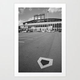 Cit Field 2011 Art Print