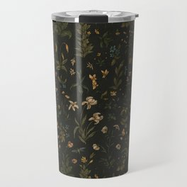 Old World Florals Travel Mug