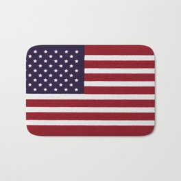 The Star Spangled Banner Bath Mat