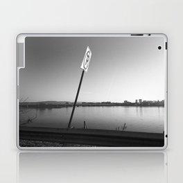 Pollution Permitted B&W Laptop & iPad Skin