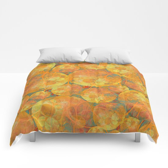Abstract 1026-2 Comforters