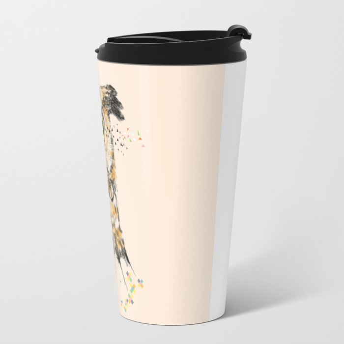 Mr.Owl II Travel Mug