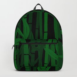 Bamboo trees Backpack