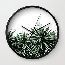 Yucca Wall Clock