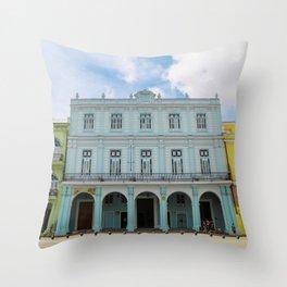 Slice of Havana Throw Pillow