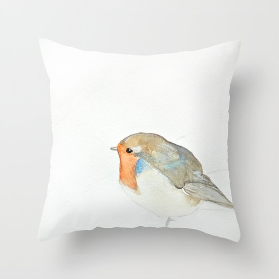 Hush Now Throw Pillow