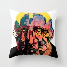 130114 Throw Pillow