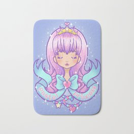Pastel Princess V2 Bath Mat