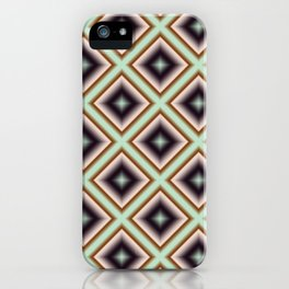 Starry Tiles in BMAP 01 iPhone Case