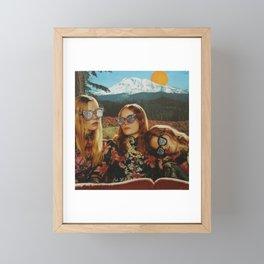 Roadtrip Framed Mini Art Print