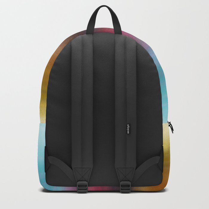 C for Colorful Backpack