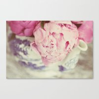 you are so loved Canvas Prints featuring loved by Beverly LeFevre