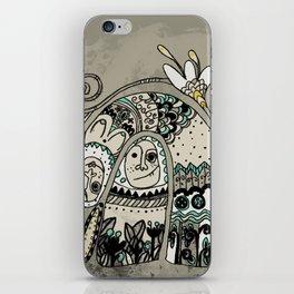 love king! iPhone Skin