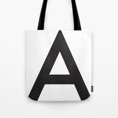 Uppercase a Tote Bag