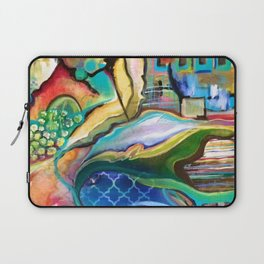 Over the Vineyards Laptop Sleeve