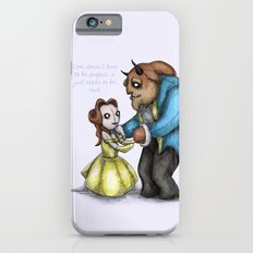 Plushie & The Beast Slim Case iPhone 6s