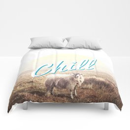 Sheep - chill Comforters