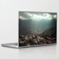 alabama Laptop & iPad Skins featuring Alabama Hills by Ed Freeman