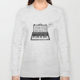 Keyboard.  Long Sleeve T-shirt