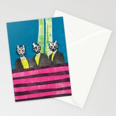 lupi (they are looking at you) Stationery Cards