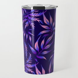 Brooklyn Forest - Purple Travel Mug