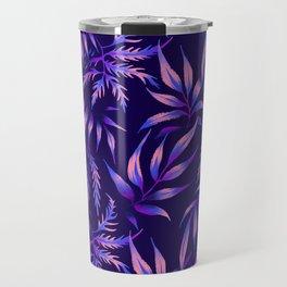 Brooklyn Forest - Purple Travel Mug