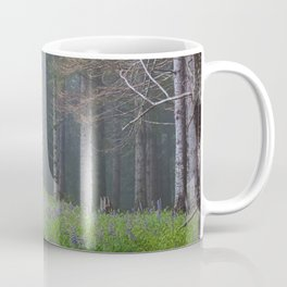 Lupines At The Forest's Edge Coffee Mug