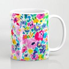 Flower Fields Pink Mug