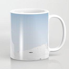 Cold Snowy Mountains Coffee Mug