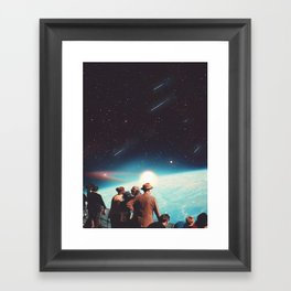 We Have Been Promised Eternity Framed Art Print