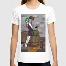 Jazz Age Joker T-shirt