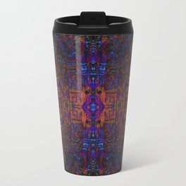 Cosmos of Egypt geometry Travel Mug
