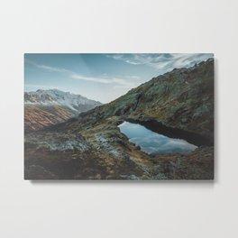 White Lake Metal Print