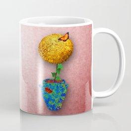Marigolds for Tamarinde Coffee Mug