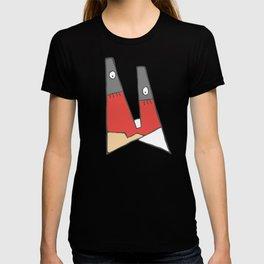 Little red man T-shirt